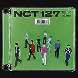 NCT 127 [ STICKER ] 3rd Album (JEWEL CASE) 10...