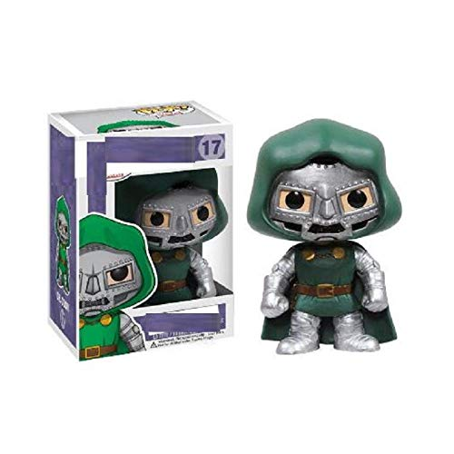 Funko Pop Doctor Doom PVC Figuras de accion Modelo Juguetes Victor Von Doom muneca Coleccionable Regalos de cumpleanos