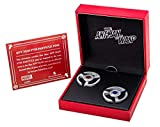 Marvel Ant-Man & The Wasp Pym Particle Discs | Official Marvel Collector Pins | Box Set of 2
