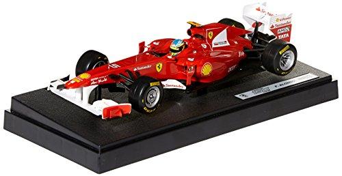 Mattel Ferrari F1 2011 F. Alonso 1 / 18