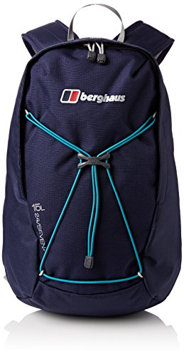 Berghaus Unisex-Adult Tagesrucksack Twnty4sevenplus Tagesrucksack, Dunkelblau 15L, 15 Liter