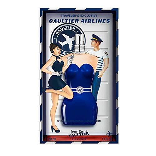 Jean Paul Gaultier Classique Eau De Parfum Airlines Eau De Parfum 50 ml (woman)