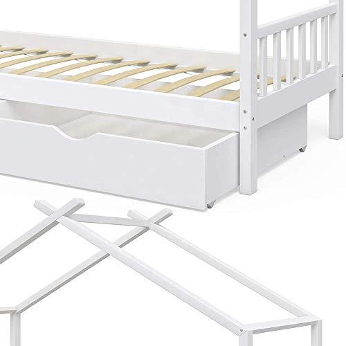 Cama Nido adicional para Cama Infantil Babify Homy