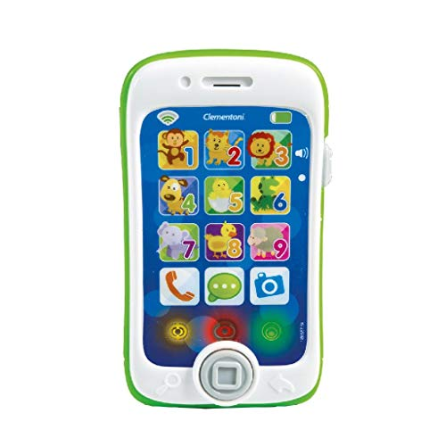 Clementoni 17223 Baby Smartphone Fun, Multicolore