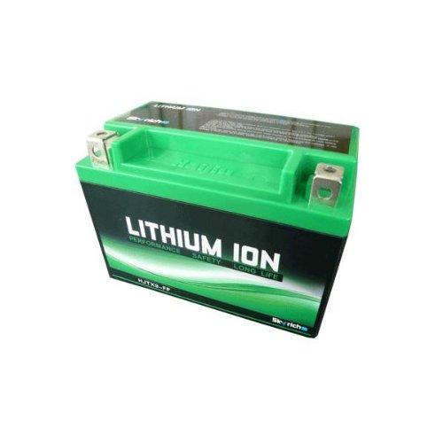 ADNAuto HJTX9L-FP (YTX9-BS) - Batería de litio (12 V, 784 g)