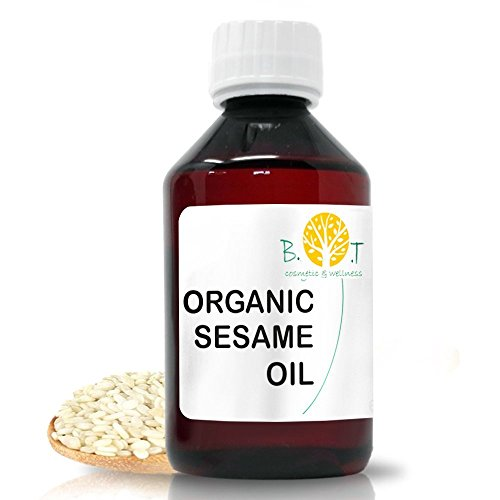 Aceite de Sésamo BIO (250 ml)