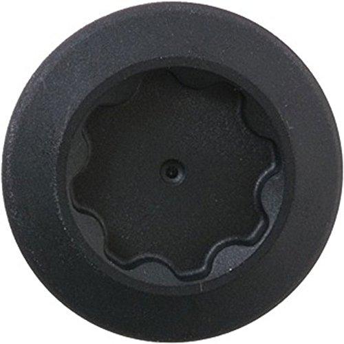 SHIMANO Deore LX FC-M 580, Kurbelbefestigungsschraube für linke Kurbel, Ø 15mm