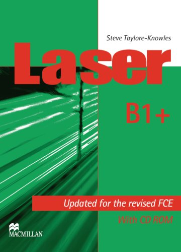Laser B1+. Student\'s Book + CD-ROM: Updated for the revised FCE