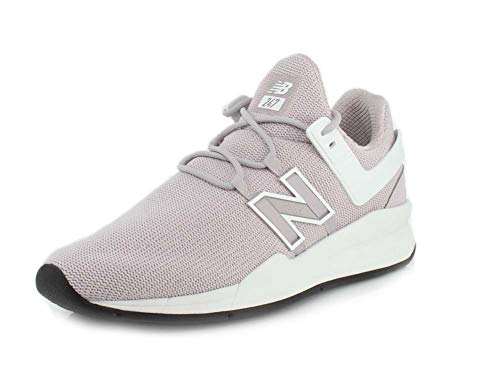 Sneaker New Balance New Balance Women's 247 Sportstyle Deconstructed Sneakers Pink in Size 38 B