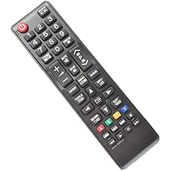 Myhgrc Ersatz Fernbedienung Für Samsung Hd Led Tv Elektronik