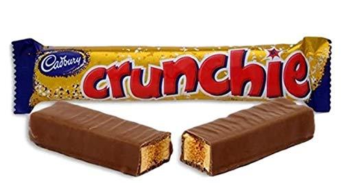 (Case of 24) Cadbury Crunchie Bars 40g