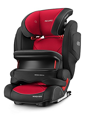 RECARO Monza Nova IS Seatfix Racing Red
