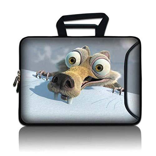 10 1 12 3 13 3 14 1 15 4 15 6 17 3 Laptop-Hülle Tasche 10 11 12 13 14 15 17 Notebook-Tasche für das thinkpad SBP-hot16@Cartoon-Muster_> 17