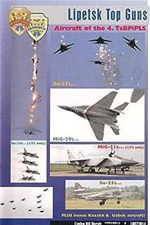 Lipetsk Top Guns Linden Hill 1/72 Scale Decal Russian AF TsBP i PLS Su-27 MiG-29 - LHD72014