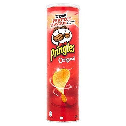 Pringles Potato Chips The Original, 149 Grams