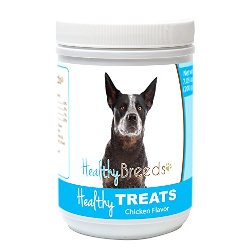 Healthy Soft Chewy Dog Treats for Australian Cattle Dog - Over 80 Breeds - Tasty...