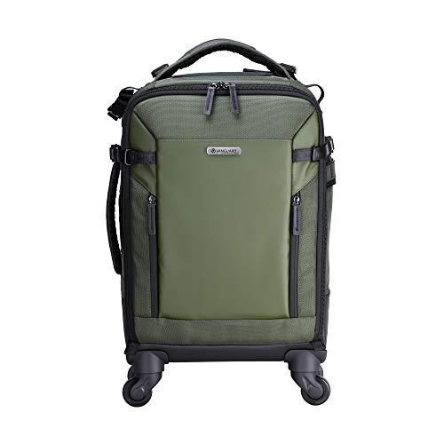 VANGUARD Kameratasche Trolley Rucksack VEO Select 55BT grün