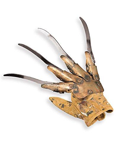 Generique - Freddy Krüger TM-Handschuhe Deluxe für Erwachsene