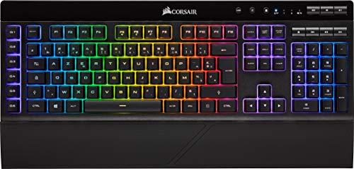Corsair K57 RGB Wireless Clavier Gaming, Noir (AZERTY)