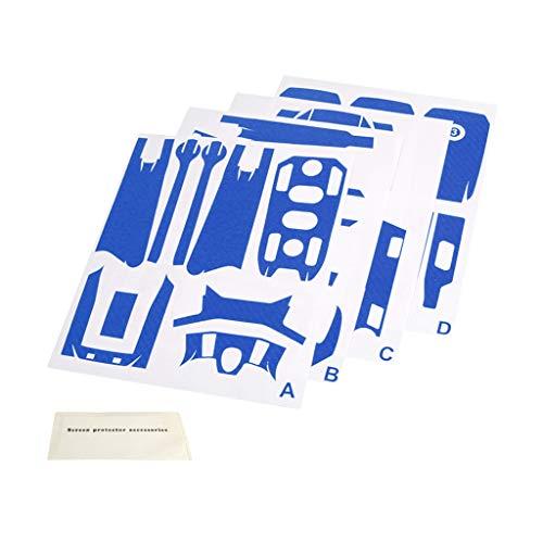 sharprepublic Sticker Decal Sticker Skin Drone Decalcomanie - Blu