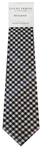 I Luv Ltd Gents Neck Tie Buccleuch Modern Tartan Lightweight Scottish Clan Tie