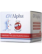 gelita health CH-Alpha for Joint and Cartilage Health (Collagen, 30 x 25ml, 1 Vial Daily)