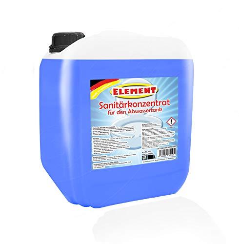 Sanitärflüssigkeit BLUE Sanitärkonzentrat Campingtoilette Abwassertank WC 5l