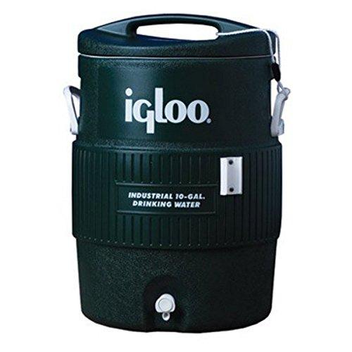 Igloo 10 Gallon Green Cooler (EA)
