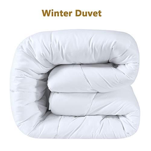 D & G THE DUCK AND GOOSE CO Warme Winterdecke Duo-Steppbett Duo Bettdecke 200 x 220 cm