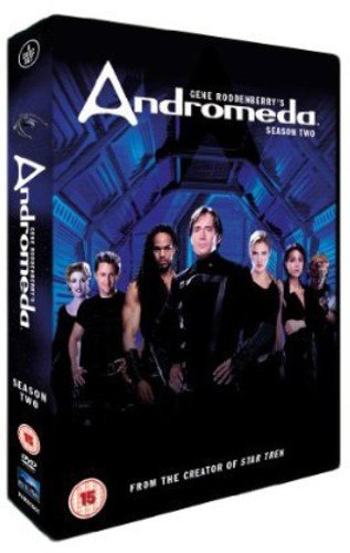 Andromeda - Season 2 [UK DVD] [UK Import]