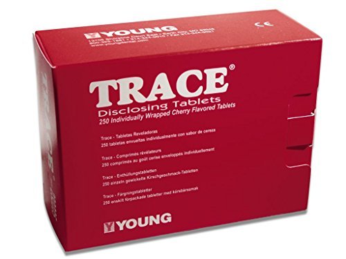 Young YO-232225 Trace Disclosing Solution Tablet (Pack of 250)