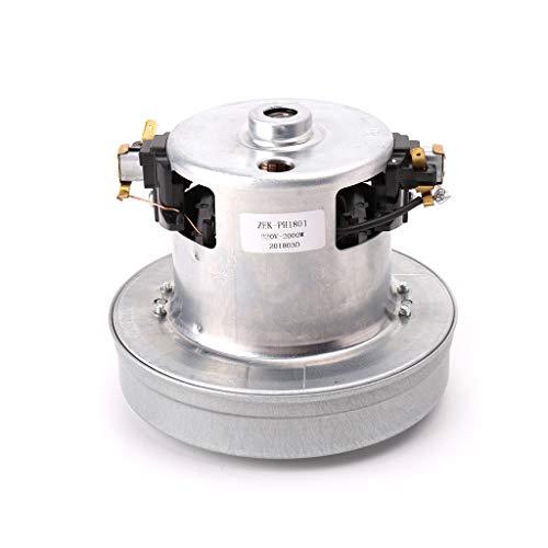BUIDI Universal PY-29 220V 2000W Staubsaugermotor Reinigungsmaschine Ersatz Haushaltsgeräteteile Silber