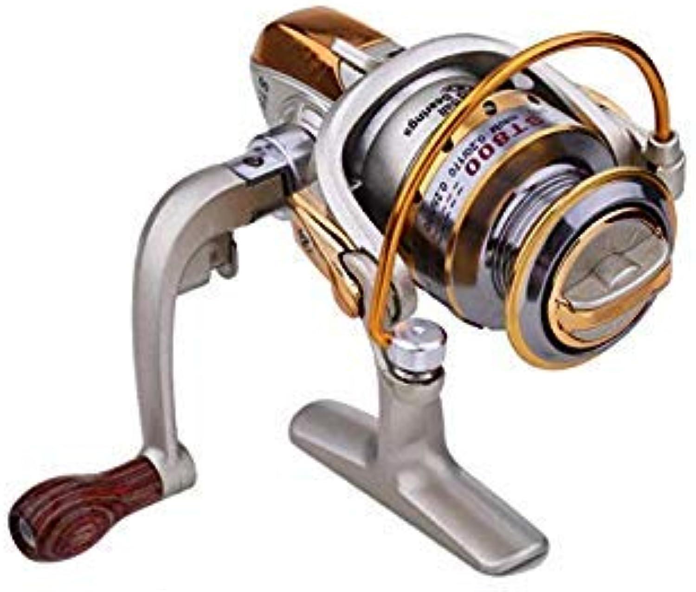 GEOPONICS Metal Spinning Fishing Reels Ultra-Thin Foldable Hand Exchangable Fishing Reel Wheel Tackle Pesca Feeder Carp Aluminum Spoo color ST 800