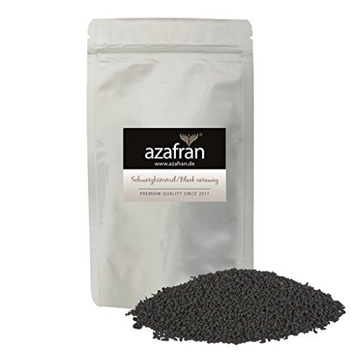 Azafran BIO Schwarzkümmel Samen ganz Ägyptisch nigella sativa 250g