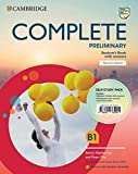 Complete Preliminary Self-study pack (Student's Book with answers and Workbook with answers and Class Audio) English for Spanish Speakers 2nd Edition