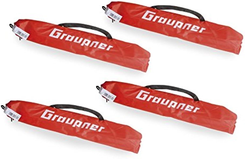 Graupner 165821.Set Wendemarke, rot