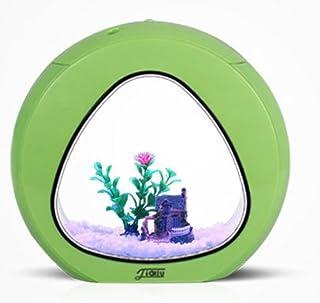 Jil Sander Kit Acuario Circular 13L Completo - Mini Acuario - Acuario Circular - Bola Color