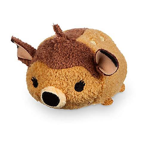 Disney Exclusive Tsum Tsum 3.5 Inch Mini Plush Bambi by Disney Store by Disney Interactive Studios