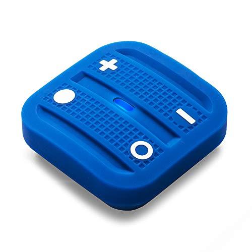 NodOn CRC-3-6-02 Soft Remote Télécommande Tech Bleu