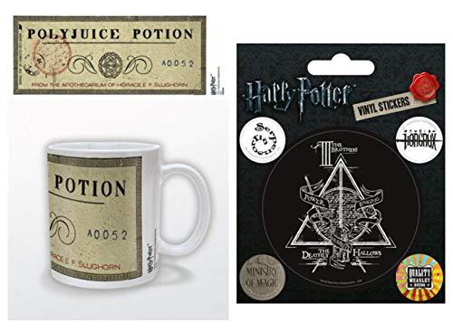 Harry Potter 1art1, Poción Multijugos...