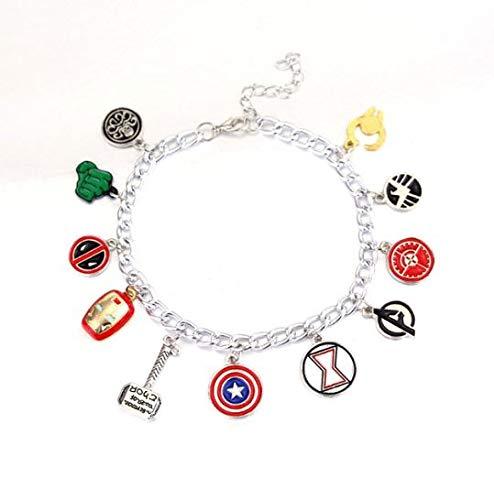 Armband Marvel's The Avengers, Marvel,Marvel heroes, Schmuck