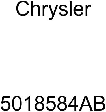 Genuine Chrysler Manufacturer OFFicial shop 5018584AB Engine NEW Bearing Connecting Rod