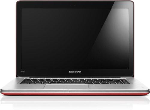 Lenovo IdeaPad U410 35,6 cm (14 Zoll) Ultrabook (Intel Core i5 3317U 1,7GHz, 8GB RAM, 500GB HDD, 32GB SSD, NVIDIA 610M, Win 7 HP)