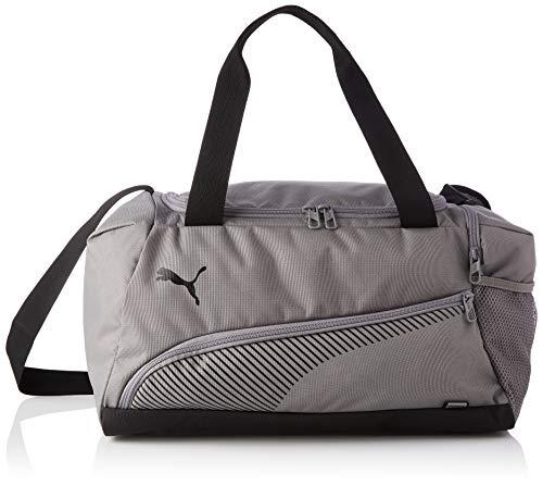 PUMHB|#Puma Fundamentals Sports Bag S, Borsone Unisex – Adulto, Ultra Gray, OSFA
