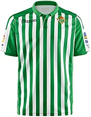 Kappa Camiseta Real Betis 1a equipación 2019/20