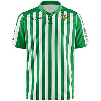 Real Betis Temporada 20192020 Kappa AYBA 3 Camiseta