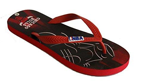 NBA Infradito Flip Flop CHICAGO BULLS (numeric_43)
