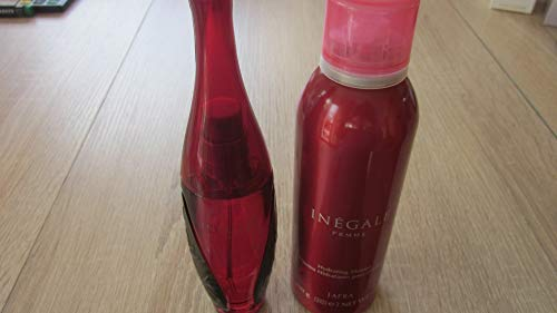 Jafra Inégal femme - Perfume y espuma hidratante