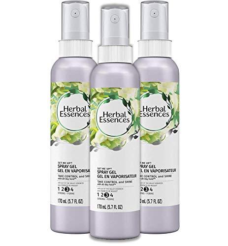 Herbal Essences Set Me Up Spray Gel 57 fl ozPack of 3