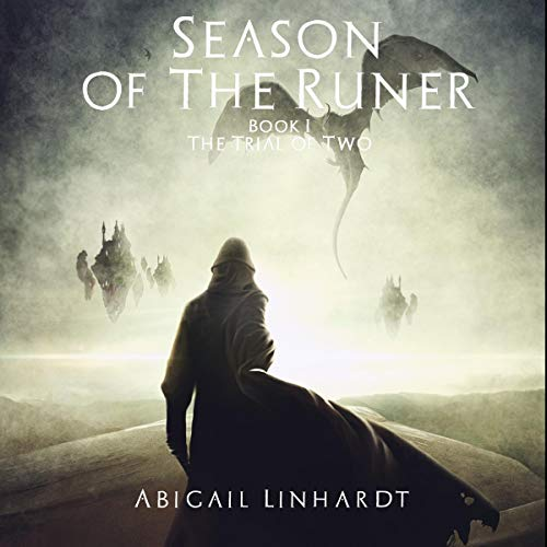 Season of the Runer Book I: The Trial of Two Titelbild